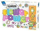 Falomir–Töpferei Flower Power Tortelettform mit (28436)