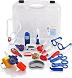 KiddyPlay Deluxe 19 Piece Medical Carrycase
