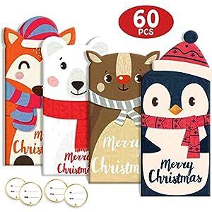 Tarjetas de regalo de Navidad,