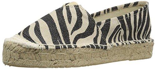 Dirty Laundry Damen Elson, Black/White Zebra, 37.5 EU -