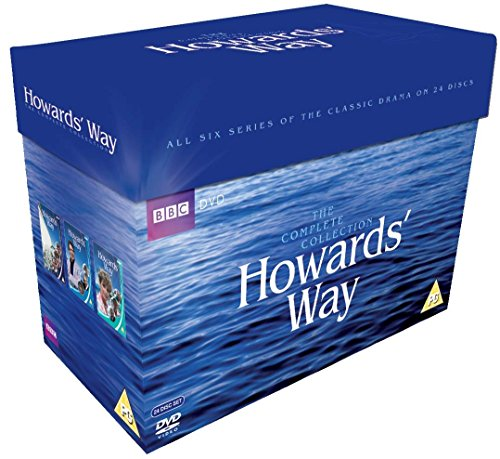 Howards Way - Complete Series 1-6 Box Set [DVD]