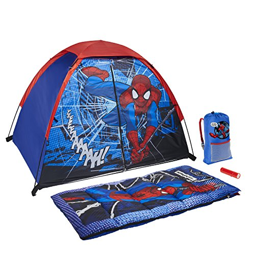 der 4-teilig Sling Kit (Spider-man Schlafsack)