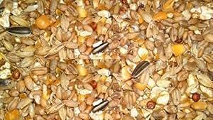 HTC Grain des poulets 25Kg Nourriture mixte pour poulets