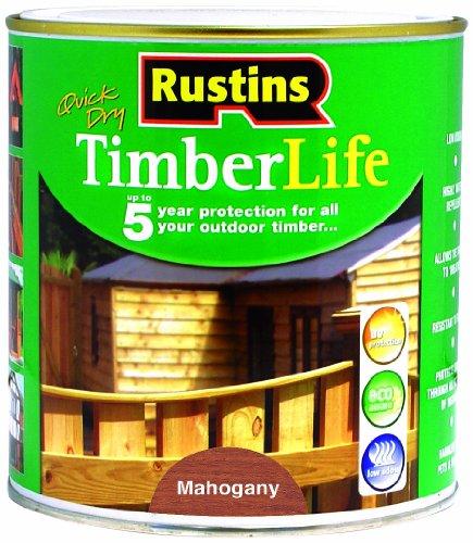 Rustins TLMA1000 - Barniz protección madera exterior