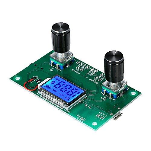 kkmoon DSP/PLL LCD Digital Stereo FM Radio Wireless Receiver-Modul 87~ 108MHz Fm-modul