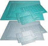 Jakar Schneidematte, zweiseitig, selbstheilende Oberfläche, Grün, Größen A0, A1, A2, A3, A4, A5, grün, Green A4 (220 x 300 x 3mm)