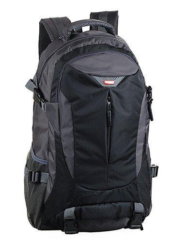 ZQ 25-30 L Rucksack Camping & Wandern / Reisen Draußen Wasserdicht / Laptop-Rucksäcke andere Nylon N/A Red