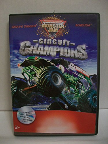 Monster Jam - Circuit Champion : Official Monster Truck Series - Monster-truck-dvd