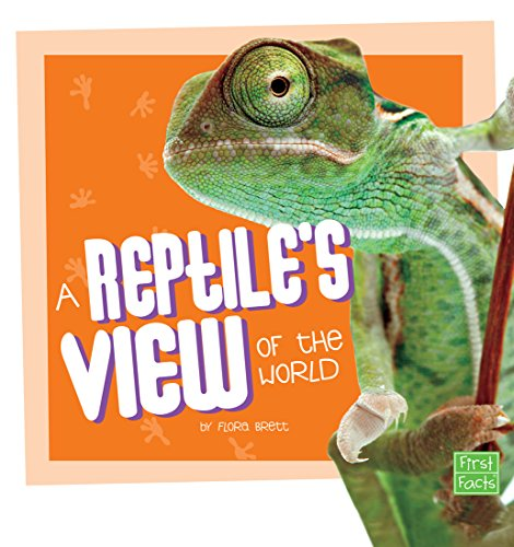 A Reptile's View of the World (Pet Perspectives) (English Edition) -