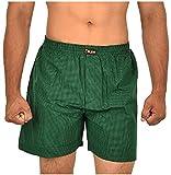 CALICO Men's Cotton Boxers (CAL_18_XL, G...