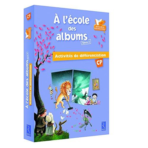 Méthode de lecture : À l'école des albums CP - Série 2
