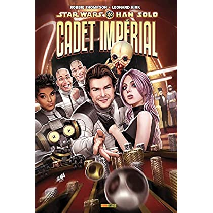 Star Wars - Han Solo: Imperial Cadet