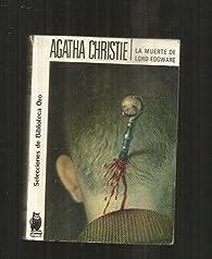 La muerte de Lord Edgware par Agatha Christie