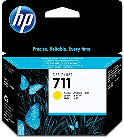 HP CZ132A 711 29ml Ink Cartridge for Designjet T120/T520 Large