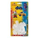 Hama 4557 - Blisterpackung kleine Stiftplatten, Auto, Maus, Seepferdchen, 3 Stück