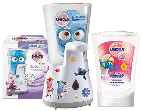 Sagrotan No Touch de Kids Kit de démarrage avec 2 articles