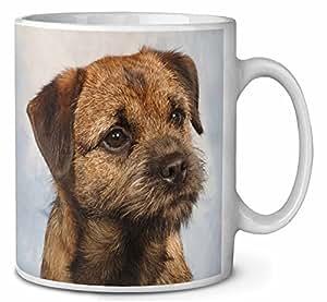 Border Terrier Coffee/Tea Mug Christmas Stocking Filler Gift Idea