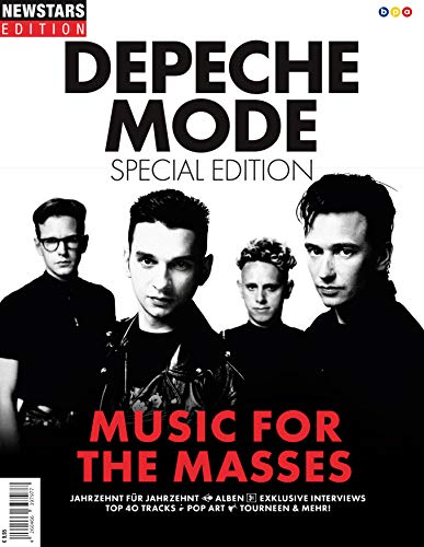 DEPECHE MODE - SPECIAL EDITION: Music for the Masses