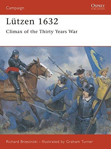 Lützen 1632: Climax of the Thirty Years War: The Clash of Empires (Campaign) por Richard Brzezinski