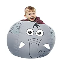 Ellie The Elephant Beanbag