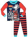 Dr Seuss' Jungen Der Kater Mit Hut Schlafanzug - Slim Fit - 122