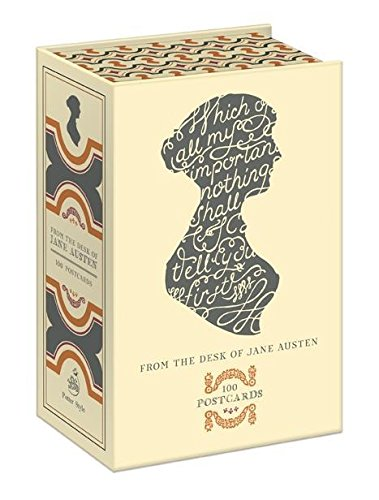From The Desk Of Jane Austen Cover Image