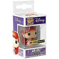 Funko - Porte Clé Disney - Ariel Robe De Bal Exclu Pocket Pop 4cm - 0889698107945
