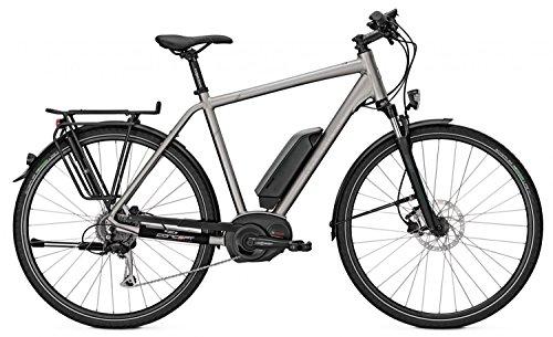 E-Bike Bosch Kalkhoff PRO CONNECT B9 28\' 9G 11AH/36V/250W Herren in silber matt, Rahmenhöhen:50;Farben:silverm
