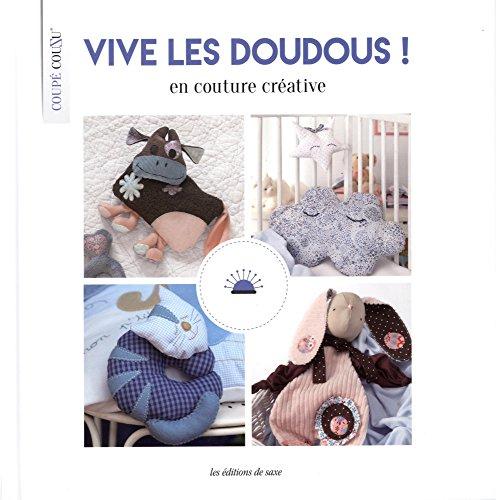 Vive les doudous ! en couture créative