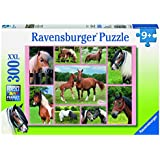 Ravensburger - 13174 - Puzzle Enfant Classique  - Chevaux De Rêve - 300 Pièces