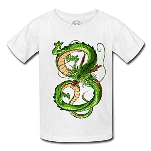 T-shirt enfant dragon ball shenron magic manga anime