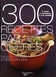 300 recettes pas chères