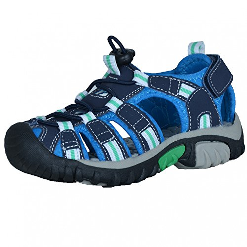 Intersport Trekking-Sandales Vapor II Jr. NAVY DARK/ BLUE/ GRE