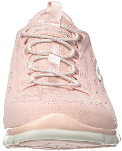 Skechers Damen Gratis-Chic Craze Slip On Sneaker Pink (Light Pink) ... 4a3a83c39d