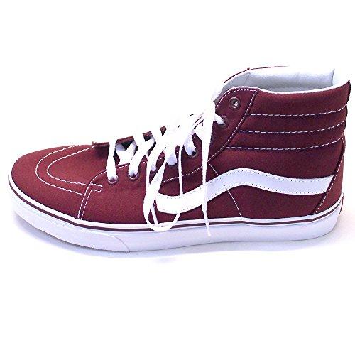 Vans Herren Ua Sk8-Hi Hohe Sneakers Rot (port royale)