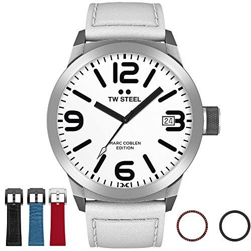 TW Steel Marc Coblen Edition twmc20Mujer Reloj