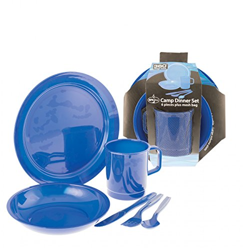 360° degrees Campinggeschirr Camp Dinner Set (Pantry Dinner)
