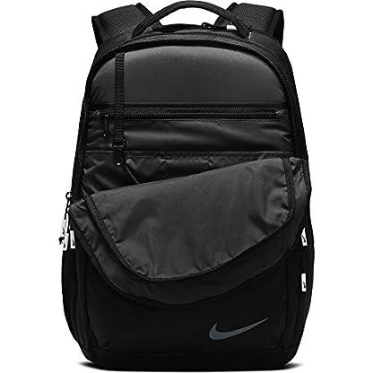 51hl%2BALlnSL. SS416  - Nike Nk Depart Bkpk Mochila, Unisex Adultos, Negro Black, 15x24x45 cm (W x H x L)