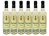 Retsina | griechischer Weißwein | Rebsorte Roditis | trocken | Jahrgang 2015 | Griechischer Retsina | ARISTOS by Mesimvria Wines | 6 x 500 ml