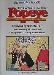 The complete E.C. Segar Popeye