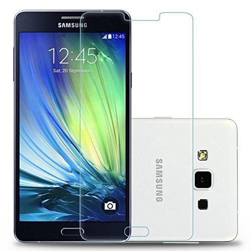 AE Tempered Glass Screen Scratch Protector Guard for SAMSUNG GALAXY A 7  available at amazon for Rs.159