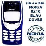 ORIGINAL NOKIA 8210 BLAU OBERSCHALE COVER BLUE SCHALE E-Marketing