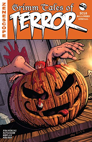 Grimm Tales of Terror: Halloween Special 2018 (Grimm Tales of Terror Vol. 4) (English Edition) - Julius Terry
