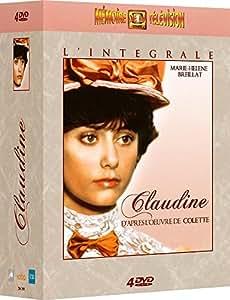 Coffret intégrale Claudine