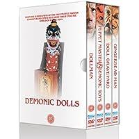 Demonic Killer Dolls Box Set