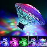 youtoo Partyszenario Beleuchtung Poolbeleuchtung LED Poolbeleuchtung 7 Modi Disco Beleuchtung