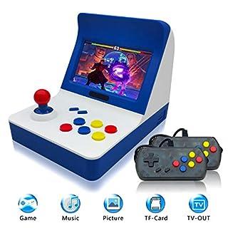 YLM Retro Game Console Classic Retro Video Game Player Portable Game Console 16GB 4.3