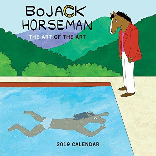 BoJack Horseman 2019 Wall Calendar