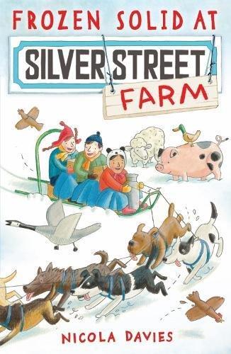 Frozen Solid at Silver Street Farm por Nicola Davies