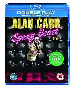 Alan Carr  Spexy Beast Live - Double Play (Blu-ray + DVD)